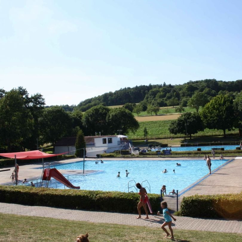 Piscine camping walsheim for Piscine 50 metres